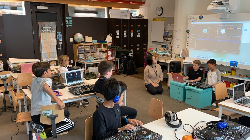 DJing and the Four C's of 21st Century Learning - Ottiya